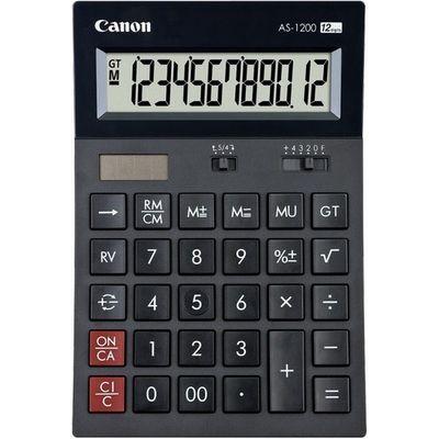 Canon AS-1200 Αριθμομηχανή 12 ψηφίων