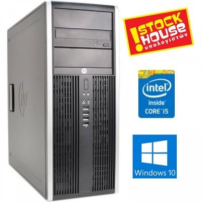 HP Compaq 6300 pro (i5-4GB-500GB) Ηλεκτρονικός Υπολογιστής