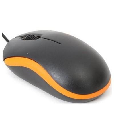 ΩMEGA OM07VO Ποντίκι USB Πορτοκαλί