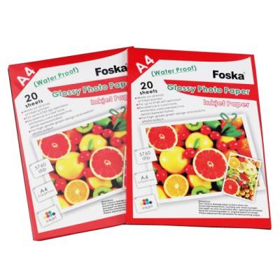 Foska Φωτογραφικό χαρτί A4 180gr