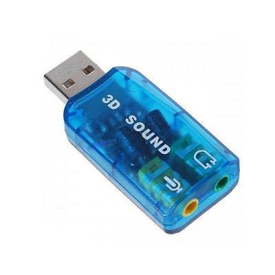 OEM 3D Sound Κάρτα Ήχου USB