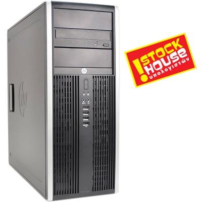 HP Compaq 8000 Elite (2,70GHz) Ηλεκτρονικός Υπολογιστής