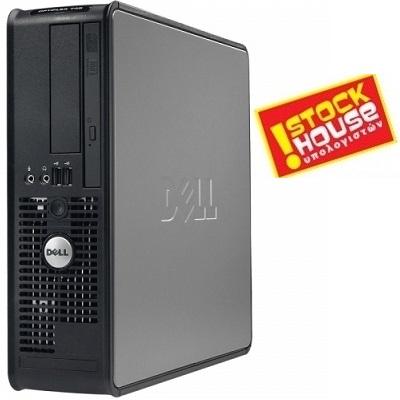 DELL Optiplex 755 (2,66GHz-3GB) Ηλεκτρονικός Υπολογιστής