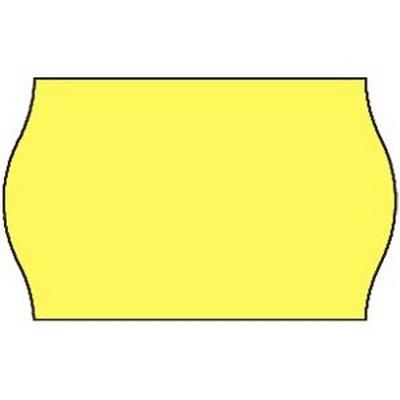 DRAGON Ετικέτες 26x16mm Κίτρινες